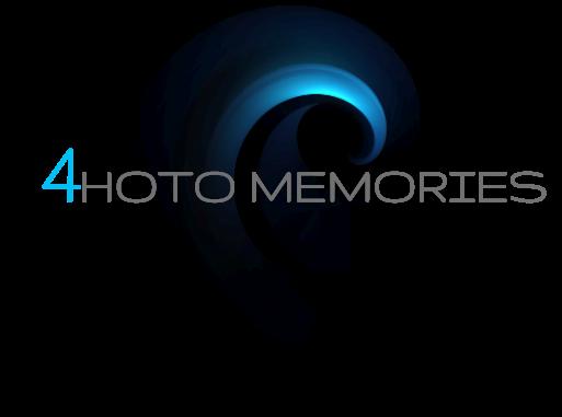4hoto Memories Logo